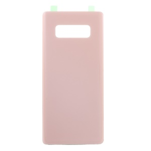 OEM Battery Housing Case Cover Part with Adhesive Sticker for Samsung Galaxy Note 8 N950 - Pink