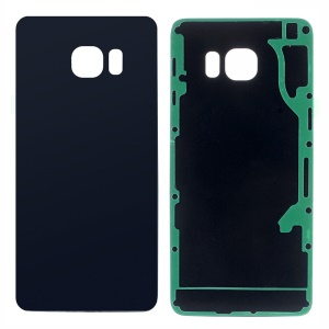Battery Housing with Adhesive Sticker for Samsung Galaxy S6 edge+ G928 - Dark Blue