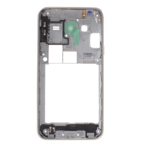 OEM Middle Plate Frame Spare Parts for Samsung Galaxy J3 (2016) Dual SIM - Gold Color