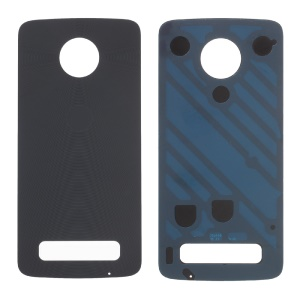 Battery Housing Door Cover for Motorola Moto Z Play - Black