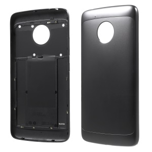 OEM for Motorola Moto G5 Battery Housing Back Cover Replacement - Grey