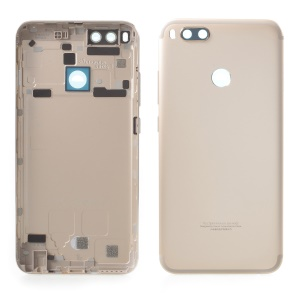 OEM for Xiaomi Mi 5X Battery Housing Case Back Cover - Gold Color