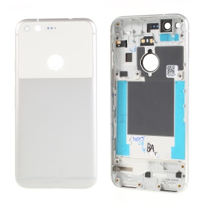 OEM Disassembly Back Cover Part Replacement for Google Pixel S1 - Silver