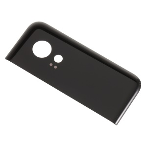 OEM Camera Lens Housing with Adhesive Sticker for Google Pixel 2 XL/XL2 - Black