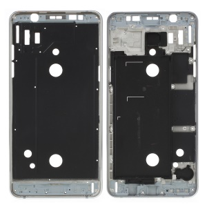 OEM Front Housing Frame Bezel Plate for Samsung Galaxy J5 (2016) J510 - Grey