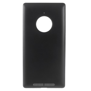 OEM Back Battery Cover with NFC Antenna for Nokia Lumia 830 - Black