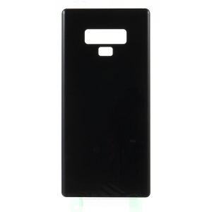OEM Battery Door Cover Housing with Adhesive Sticker for Samsung Galaxy Note9 SM-N960 - Black