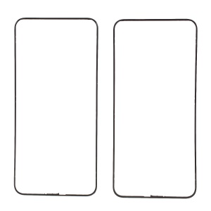 OEM LCD Front Supporting Frame Bezel Part for Huawei P20 - Black