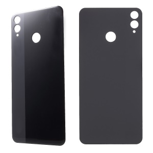 Battery Housing Door Cover with Adhesive Sticker for Huawei Honor 8X - Black