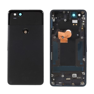 OEM Replacement Back Cover for Google Pixel 2 - Black