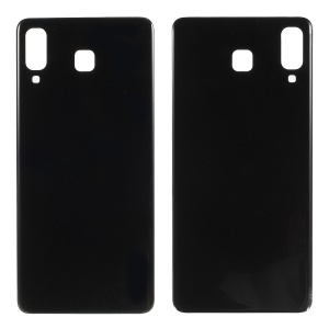 Replacement Parts Battery Housing Back Cover for Samsung Galaxy A8 Star/Samsung Galaxy A9 Star - Black