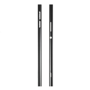 OEM Middle Housing Frame Side Rim Replacement for Sony Xperia XA2 Ultra - Black