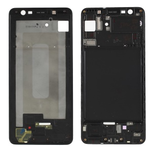 OEM Front Housing Frame Bezel Plate for Samsung Galaxy A7 (2018) A750