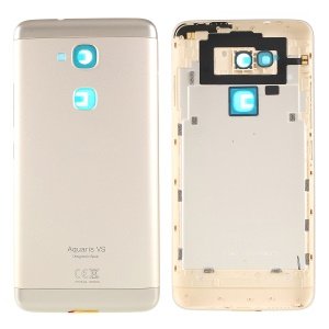 Battery Housing Door Cover Replacement Part for BQ Aquaris VS - Gold