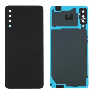 For Samsung Galaxy A7 A750 (2018) Battery Housing Cover Repair Part - Black