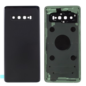 For Samsung Galaxy S10 G973 Battery Housing Cover Repair Part - Black