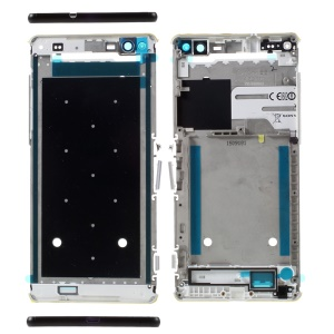 OEM Front Housing Frame Part for Sony Xperia C5 Ultra E5553 E5506 - Black