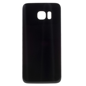 OEM Battery Door Housing Cover for Samsung Galaxy S7 edge - Black