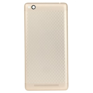 OEM Back Housing Cover for Xiaomi Redmi 3 - Gold