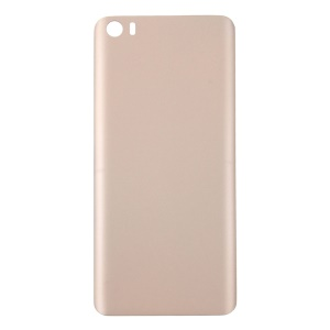 OEM Battery Cover Housing for Xiaomi Mi 5 - Gold