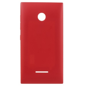 Battery Door Cover Housing for Microsoft Lumia 435 - Red