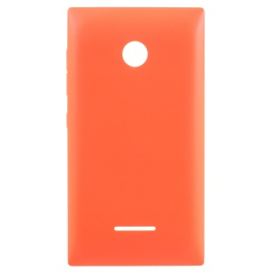 Battery Housing Door Cover Replacement for Microsoft Lumia 435 - Orange