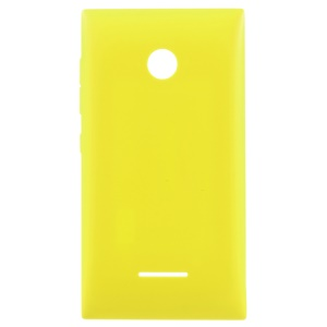 Battery Door Back Housing for Microsoft Lumia 435 - Yellow