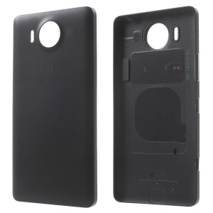 OEM Battery Door Cover with NFC Antenna for Microsoft Lumia 950 - Black