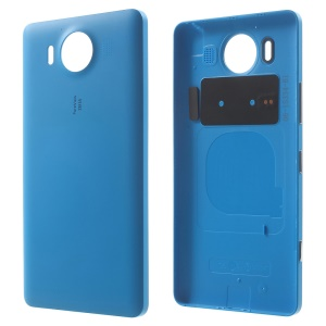 Battery Housing Door Cover Case for Microsoft Lumia 950 (without NFC Antenna) - Blue