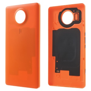 For Microsoft Lumia 950 XL Battery Door Cover (without NFC Antenna) - Orange