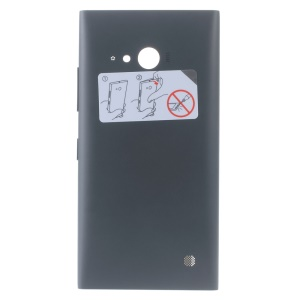 OEM Battery Door Cover with NFC Antenna for Nokia Lumia 730 Dual SIM - Black