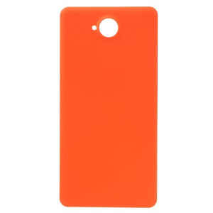 Battery Housing Cover Replacement for Microsoft Lumia 650 - Orange