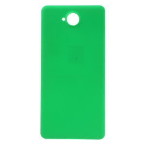Back Battery Housing Cover Replacement for Microsoft Lumia 650 - Green