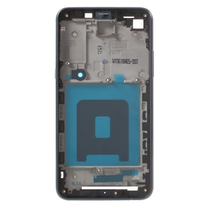 OEM Front Housing Frame Replacement Part for LG K5 - Grey