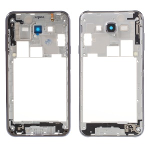 OEM Middle Plate Frame Replacement for Samsung Galaxy J7 SM-J700F - Grey