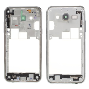 OEM Middle Plate Frame Part for Samsung Galaxy J5 SM-J500F - Silver