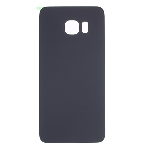 OEM Battery Housing Cover with Adhesive Sticker for Samsung Galaxy S6 Edge Plus G928 - Dark Blue