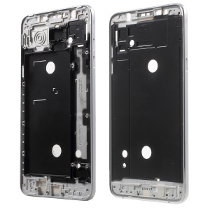 OEM Middle Plate Frame Part for Samsung Galaxy J7 (2016) SM-J710 - Silver