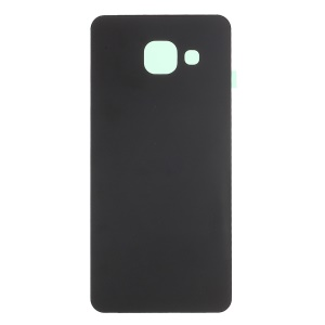 OEM Battery Door Cover with Adhesive Sticker for Samsung Galaxy A3 SM-A310F (2016) - Black