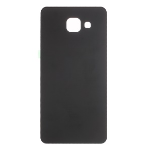 OEM Battery Housing Cover with Adhesive Sticker for Samsung Galaxy A5 SM-A510F (2016) - Black