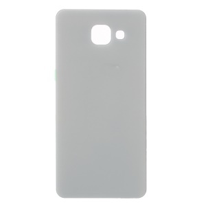OEM Battery Back Cover with Adhesive Sticker for Samsung Galaxy A5 SM-A510F (2016) - White