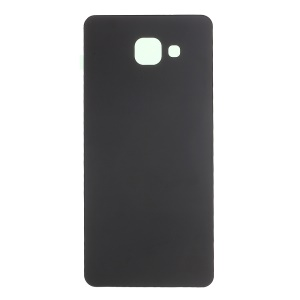 OEM Battery Housing Cover with Adhesive Sticker for Samsung Galaxy A7 SM-A710F (2016) - Black