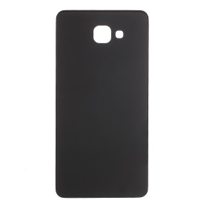 OEM Rear Battery Housing with Adhesive Sticker for Samsung Galaxy A9 (2016) - Black