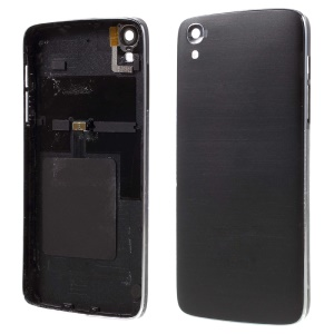 OEM Battery Back Cover Replacement Part for Alcatel One Touch Idol 3 4.7 OT-6039 - Black