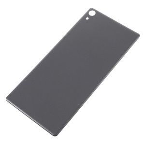 OEM Battery Housing Cover with Adhesive Sticker for Sony Xperia XA Ultra - Black