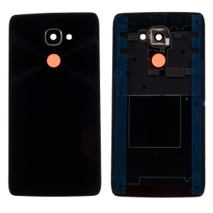 OEM Back Battery Housing Cover Part for Alcatel OneTouch Idol 4s 5.5 inch - Black