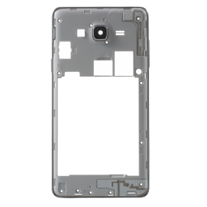 OEM Middle Plate Frame Part for Samsung Galaxy On7 G6000 - Silver