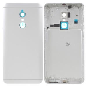 OEM for Xiaomi Redmi Note 4 Battery Housing Back Cover Replacement - Silver