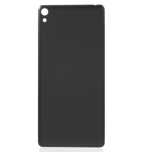 OEM for Sony Xperia E5 Battery Housing Door Back Cover - Black