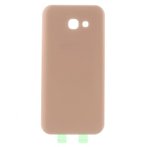 OEM Battery Housing Case Replacement Part with Adhesive Sticker for Samsung Galaxy A5 (2017) SM-A520F - Rose Gold Color